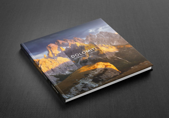 Dolomites livre